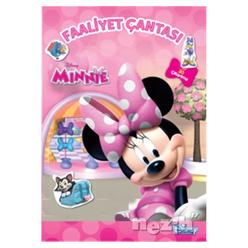 Disney Minnie Faaliyet Çantası - Thumbnail