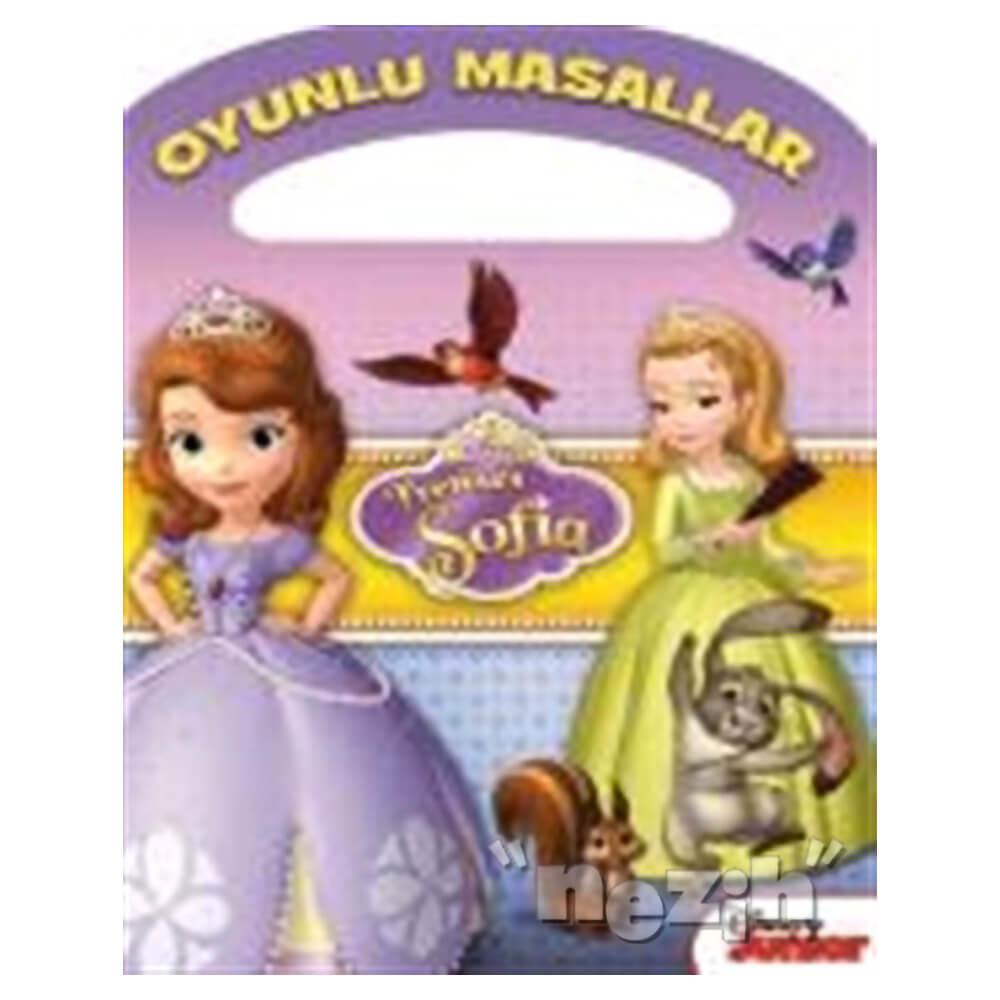 Disney Oyunlu Masallar Prenses Sofia Nezih