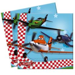 Disney Planes Baskılı Peçete 33x33 cm - Thumbnail