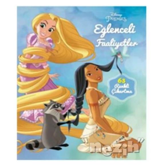 Disney Prenses Eğlenceli Faaliyetler