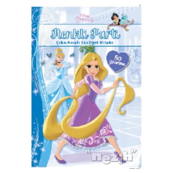 Disney Prenses Renkli Parti