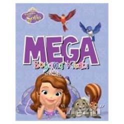 Disney Prenses Sofia - Mega Boyama Kitabı - Thumbnail