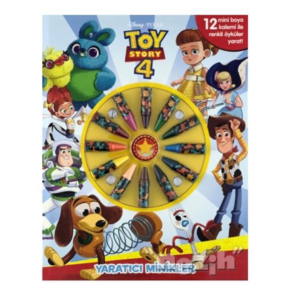 Disney Toy Story 4 Yaratıcı Minikler