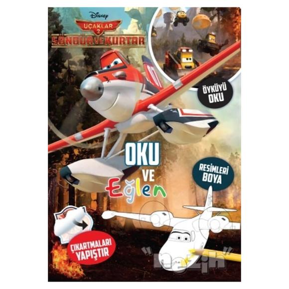 Disney Uçaklar 2: Söndür ve Kurtar