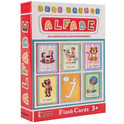 Diytoy Flash Card Alfabe FCA1178 - Thumbnail