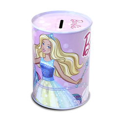 Dolphin Barbie Metal Kumbara B-6258 - Thumbnail