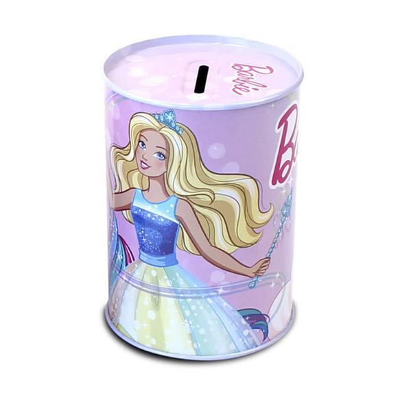 Dolphin Barbie Metal Kumbara B-6258