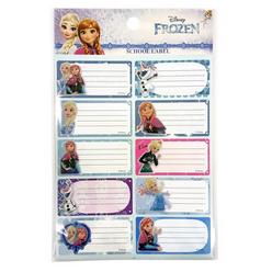 Dolphin Frozen Okul Etiketi Fr-Tga-73 - Thumbnail