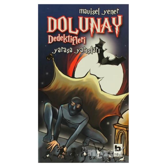 Dolunay Dedektifleri - Yarasa Yarışları