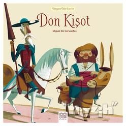 Don Kişot - Dünyaca Ünlü Eserler - Thumbnail