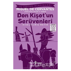 Don Kişot'un Serüvenleri (Kısaltılmış Metin) - Thumbnail
