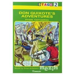 Don Quixote's Adventures Stage 2 - Thumbnail