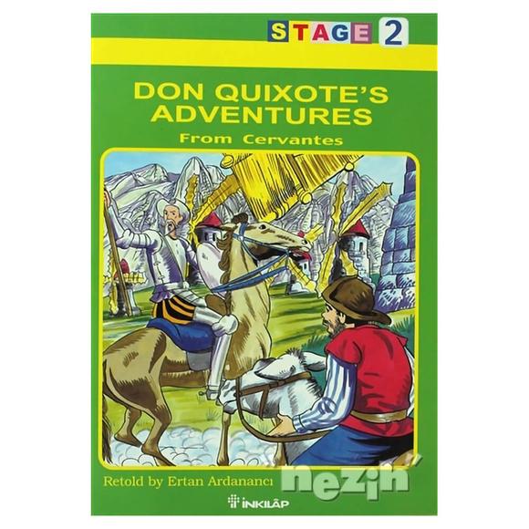 Don Quixote's Adventures Stage 2