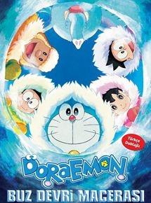 Doraemon: Buz Devri Macerası - DVD