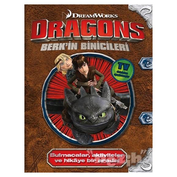 DreamWorks Dragons - Berk'in Binicileri