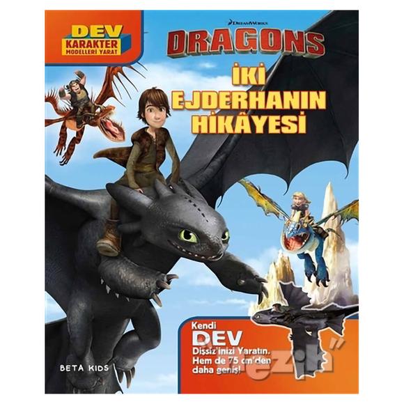 DreamWorks Dragons - İki Ejderhanın Hikayesi