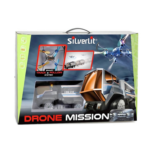 Drone Mission 84772