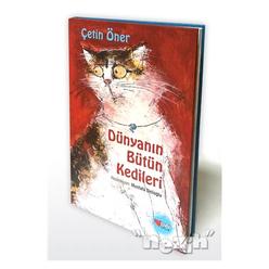 Dünyanın Bütün Kedileri (Özel Baskı) - Thumbnail