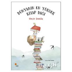 Dünyanın En Yüksek Kitap Dağı - Thumbnail