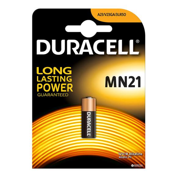 Duracell Alkalin Pil 12 Volt MN21