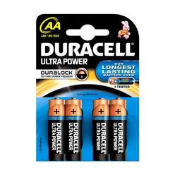 Duracell Alkaline Turbo Kalem Pil AA 4'lü - Thumbnail
