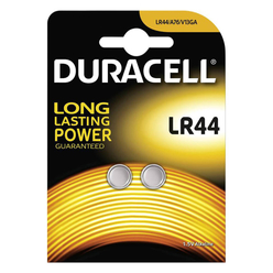 Duracell Düğme Pil 3 Volt LR44 - Thumbnail