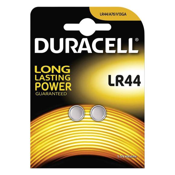 Duracell Düğme Pil 3 Volt LR44