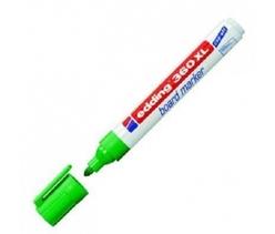 Edding 360XL Board Marker Yazı Tahtası Kalemi Yeşil - Thumbnail