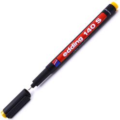 Edding Asetat Kalemi Sarı E-140 S - Thumbnail