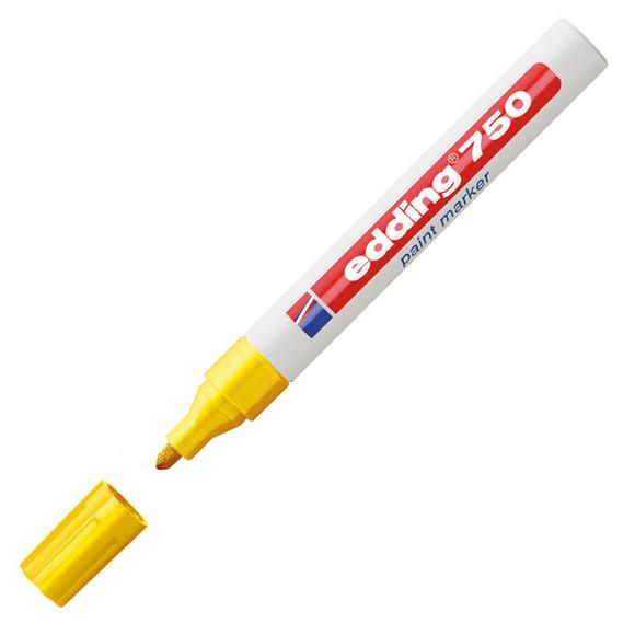Edding Boya Markör Sarı E-750