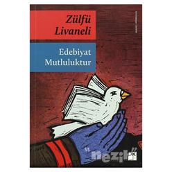 Edebiyat Mutluluktur - Thumbnail