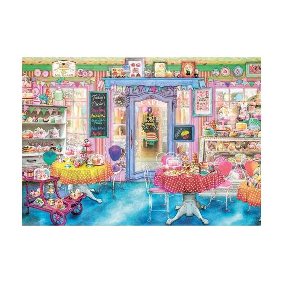 Educa Kek Dükkanı 1500 Parça Puzzle 16769