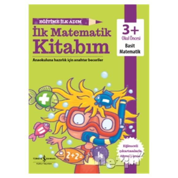 Eğitime İlk Adım - İlk Matematik Kitabım