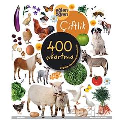 Eğlen Öğren Çiftlik 400 Çıkartma - Thumbnail