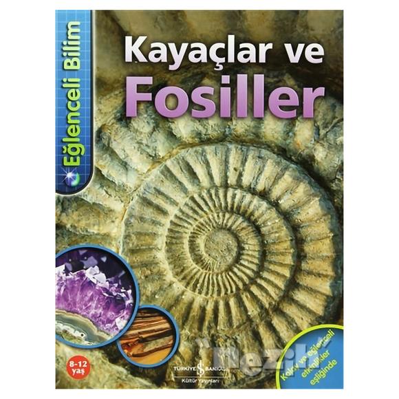 Eğlenceli Bilim - Kayaçlar ve Fosiller