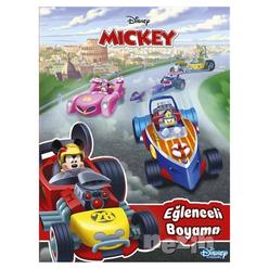 Eğlenceli Boyama - Disney Mickey - Thumbnail