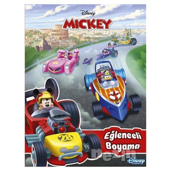 Eğlenceli Boyama - Disney Mickey