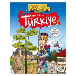 Eğlenceli Gezi 29 - Güzel Ülkem Türkiye 1 - Thumbnail
