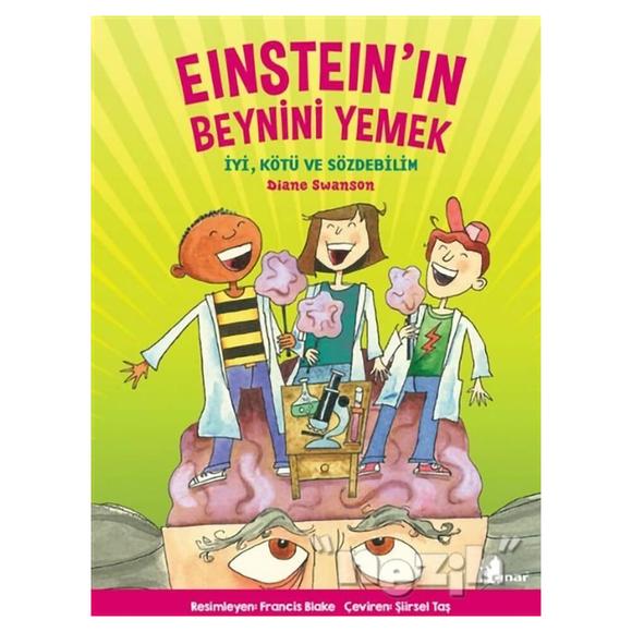 Einstein'ın Beynini Yemek