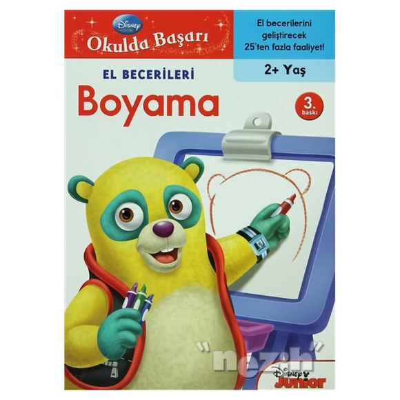 El Becerileri - Boyama