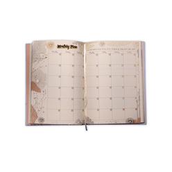 Ela's Paper 365 Day Planner İngilizce Mottolu Ciltli Planlayıcı - Thumbnail