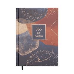 Ela's Paper 365 Day Planner Terracotta Ciltli Planlayıcı - Thumbnail