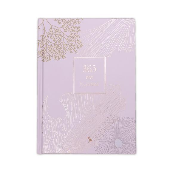 Ela's Paper 365 Day Planner Türkçe Motto Ciltli Planlayıcı