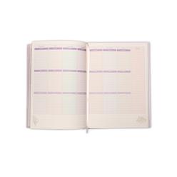 Ela's Paper 365 Day Planner Türkçe Motto Ciltli Planlayıcı - Thumbnail