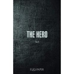 Ela's Paper Defter & Planlayıcı The Hero Koyu Gri - Thumbnail