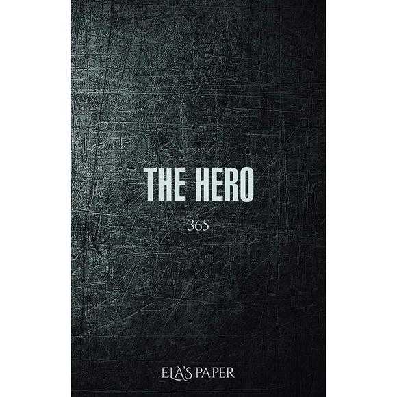Ela's Paper Defter & Planlayıcı The Hero Koyu Gri