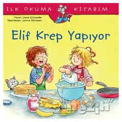 Elif Krep Yapıyor - Thumbnail