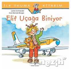 Elif Uçağa Biniyor - Thumbnail