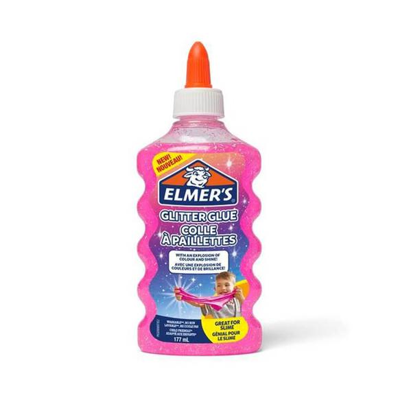 Elmer's Simli Yapıştırıcı Pembe 177 Ml 2077249