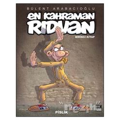 En Kahraman Rıdvan Cilt 1 - Pislik - Thumbnail